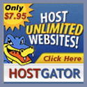 Host your website with HostGator