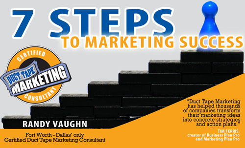 7 Steps to Marketing Success - Duct Tape Marketing Consulting Network
