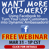 Want More Customers - Learn the Power of Facebook!
