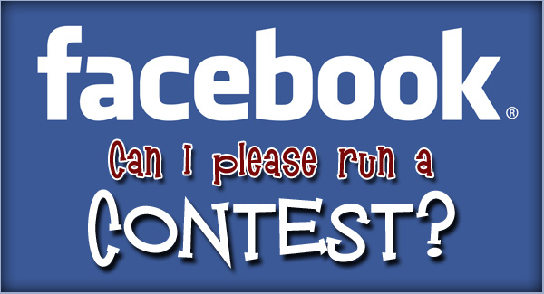 How to run a Facebook contest or promotion