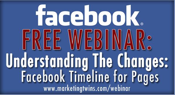 Facebook Timeline for Pages - FREE Webinar