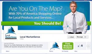 Local Market Sense Facebook Page