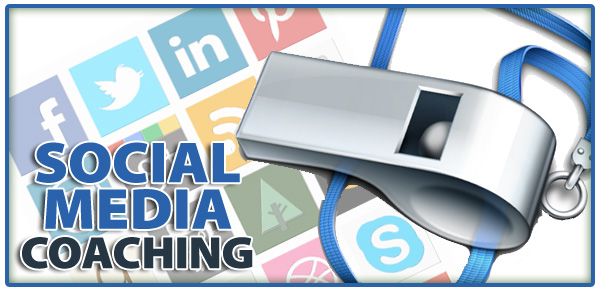 """Do you feel you need a """"coach"""" to really be successful at social media?"""