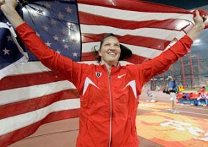 Interview with Olympic Gold Medalist, Stephanie Brown Trafton