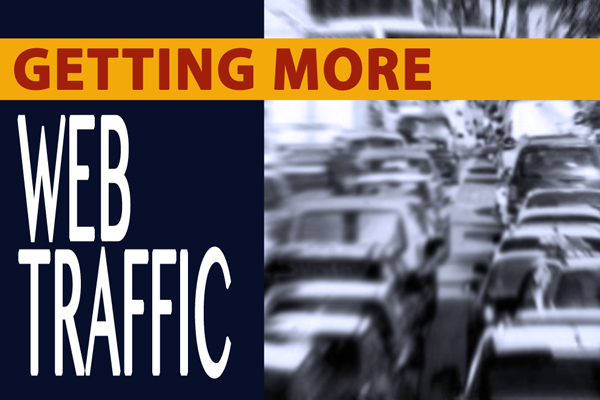 Would you like more traffic to your website?